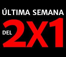 Promo 2x1