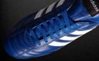 Botas de Fútbol adidas Kaiser Azul Royal / Blanco