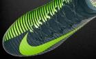Chuteiras Nike CR7 Gris / Amarillo Flúor
