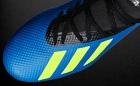 Botas de Fútbol adidas X Azul Royal / Amarillo Flúor