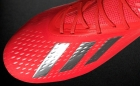 Chuteiras adidas X Rojo / Plata