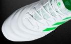 Chuteiras adidas COPA Blanco / Verde Flúor