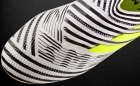Botas de Fútbol adidas NEMEZIZ Blanco / Negro