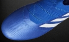 Botas de Fútbol adidas NEMEZIZ Azul Royal / Blanco