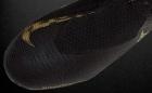 Botas de Fútbol Nike Phantom Negro / Oro