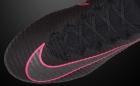Botas de Fútbol Nike Mercurial Negro / Rosa