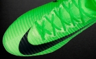 Botas de Fútbol Nike Mercurial Verde Flúor / Negro