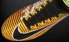 Botas de Fútbol Nike Mercurial Amarillo Yema / Negro