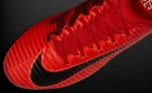Botas de Fútbol Nike Mercurial Rojo / Negro