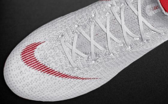 Chuteiras Nike Mercurial Gris / Rojo