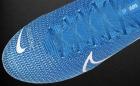 Chuteiras Nike Mercurial Azul Royal / Blanco