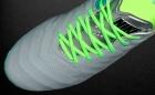 Botas de Fútbol Nike Tiempo Gris / Turquesa