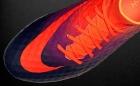 Botas de Fútbol Nike Hyper Venom Naranja / Violeta
