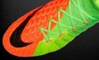 Botas de Fútbol Nike Hyper Venom Amarillo Flúor / Naranja Flúor