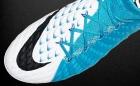 Botas de Fútbol Nike Hyper Venom Turquesa / Blanco