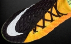 Botas de Fútbol Nike Hyper Venom Amarillo Yema / Negro
