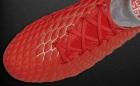 Chuteiras Nike Hyper Venom Gris / Rojo